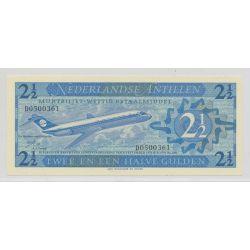 Antilles hollandaises - 2 1/2 Gulden - 1970