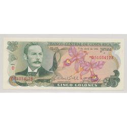 Costa rica - 5 colones - 1983