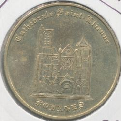 Dept18 - Cathédrale st etienne Bourges 1998