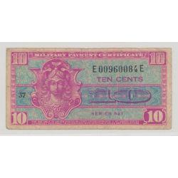 Etats-Unis - 10 cents - ND 1954