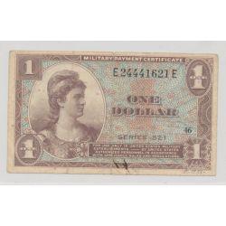 Etats-Unis - 1 Dollar - 1954