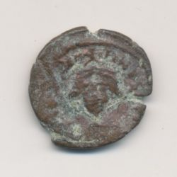 Constant II - Demi follis - Carthage