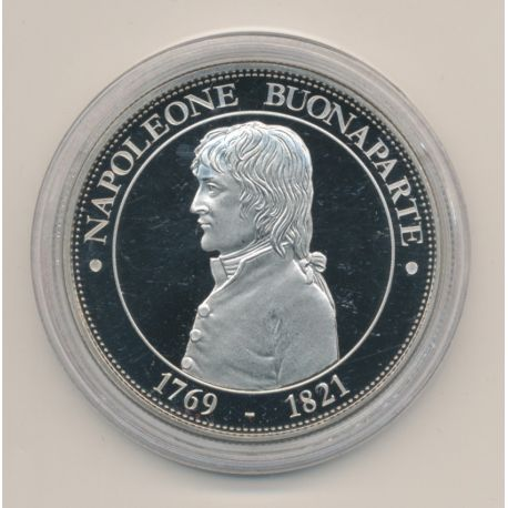 Médaille - Napoleone buonaparte - Collection Napoléon Bonaparte