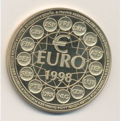 10 Euro essai - Euro 1998