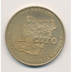 1 Euro de Mayenne - 1997