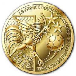 Dept7506 - La France double championne du monde - 2018