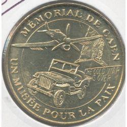 Dept14 - Mémorial Caen N°2 - 2005 H - un musée pour tous