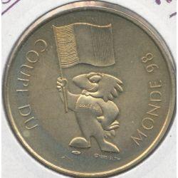 Dept7516 - Coupe du monde 1998 - Footix - Paris