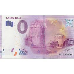 Billet Tours La Rochelle 2016 N°000006