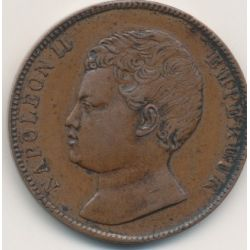 5 Centimes 1816 Essai Napoléon II