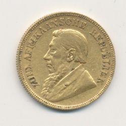 Afrique du sud - 1 Pond 1893