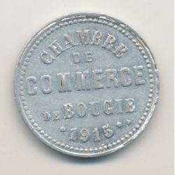 Algérie - 10 Centimes 1915 - Bougie