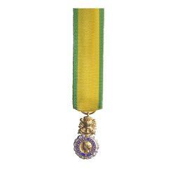 Médaille militaire - Taille réduction