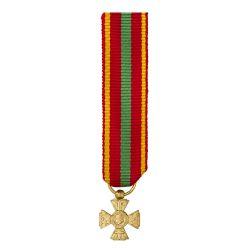 Croix du combattant volontaire - Taille réduction