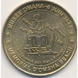 Dept14 - Musée omaha N°1 - 6 juin 1944 - 2000