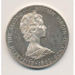 British virgin islands - 1 Dollar - 1982