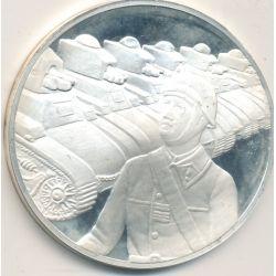 Médaille Hommage De Gaulle - Colonel De Gaulle - 1939