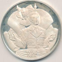 Médaille Hommage De Gaulle - Le RPF - Strasbourg 1947
