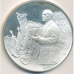 Médaille Hommage De Gaulle - Bayeux - 16 juin 1946