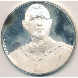 Médaille Hommage De Gaulle - Le président De Gaulle