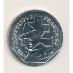 2 Francs Jean Moulin - 1993