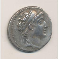 Tétradrachme - Démétrius II Nicator - Tyr
