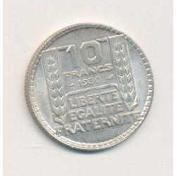 10 Francs Turin - 1930