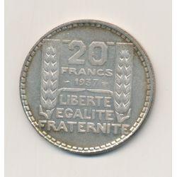 20 Francs Turin - 1937