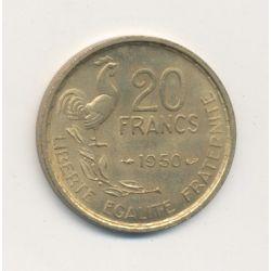 20 Francs Guiraud - 1950