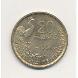 20 Francs Guiraud - 1950 B