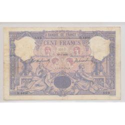 100 Francs Bleu et rose - 18.01.1906