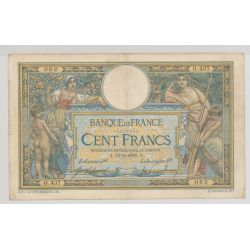 100 Francs L.O.M - 19.09.1908