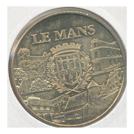 Dept72 - Blason - 2009 - Le mans