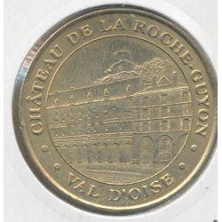 Dept95 - chateau de la roche-guyon N°1 - 2000