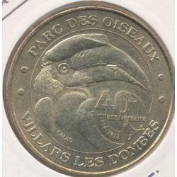 Parc des oiseaux - Calao 40e anniv 2010