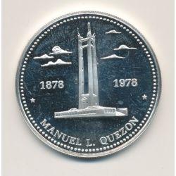 Philippines - 25 Piso - 1978 - argent