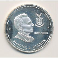 Philippines - 50 Piso - 1978 - argent