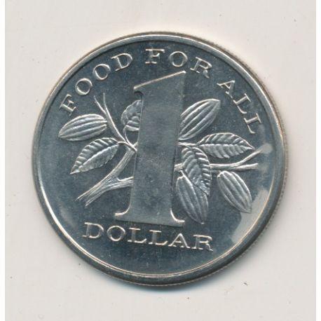 Trinidad et Tobago - 1 Dollar - 1969