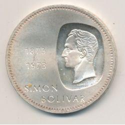 Vénézuéla - 10 Bolivars - 1973