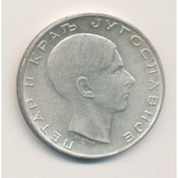 Yougoslavie - 50 Dinara - 1938