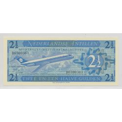 Antilles hollandaises - 2 1/2 Gulden - 1970