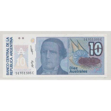 Argentine - 10 Australes