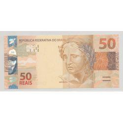 Brésil - 50 Reals - 2010