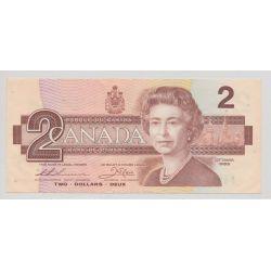 Canada - 2 Dollars - 1986