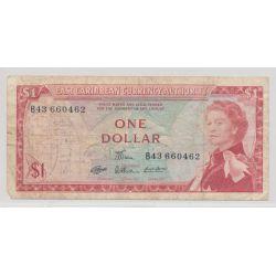 Caraïbes - 1 Dollar