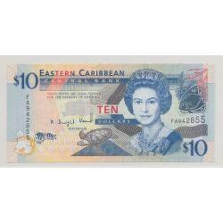 Caraïbes - 10 Dollars
