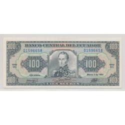 Equateur - 100 sucres - 1992