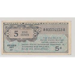 Etats-Unis - 5 Cents - ND 1946