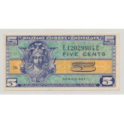 Etats-Unis - 5 cents - ND 1954