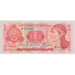 Honduras - 1 Lempira - 1980